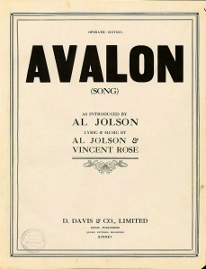 Avalon_sheet_music_cover_(Australia)